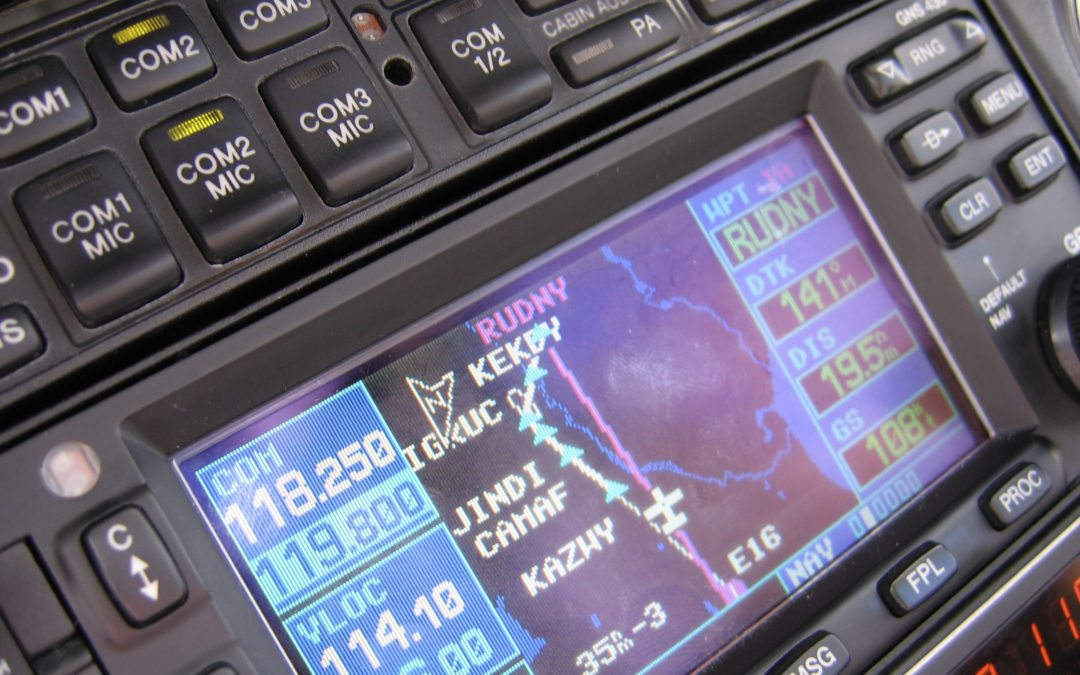 Garmin 430 During Visual Approaches